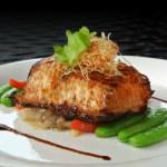 FiveSen5es_Baked Black Cod with Honey Glaze