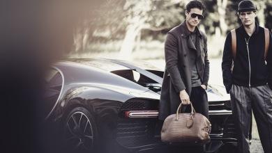 Giorgio Armani for Bugatti capsule collection-feat pic