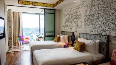 Hotel Indigo Singapore Katong - Deluxe Room