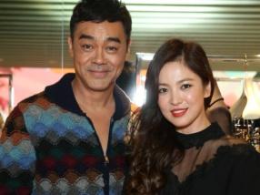 Sean Lau & Song Hye Kyo