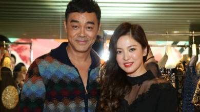Sean Lau & Song Hye Kyo