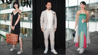 Spotted: Best Dressed at 2016/17 International Woolmark Prize Regional Final
