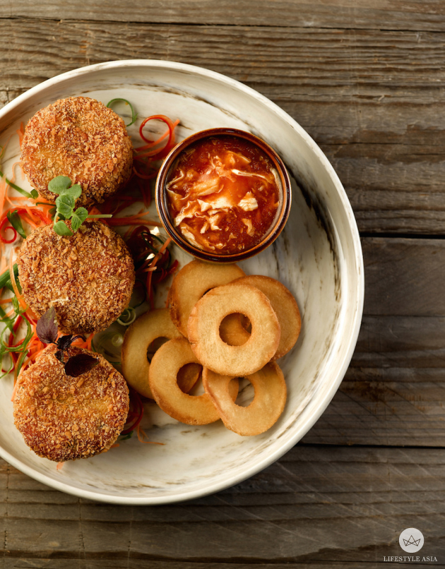 Baba Chews Bar and Eatery_Chilli Crab Cake copy