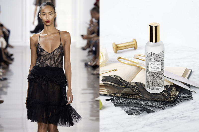 Jason Wu took inspiration from his SS16 collection to create the limited edition bottles.