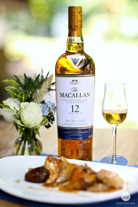 The Macallan Double Cask 12 Years Old - the newest expression.