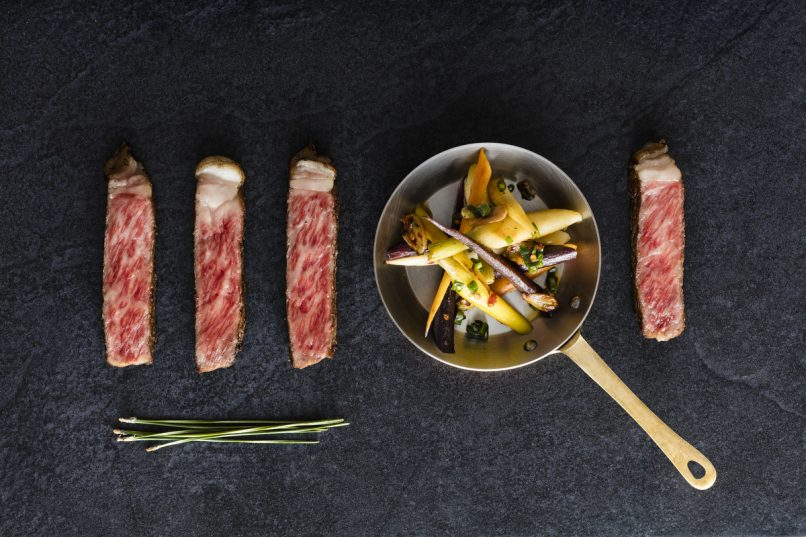 Who could say no to wagyu?
