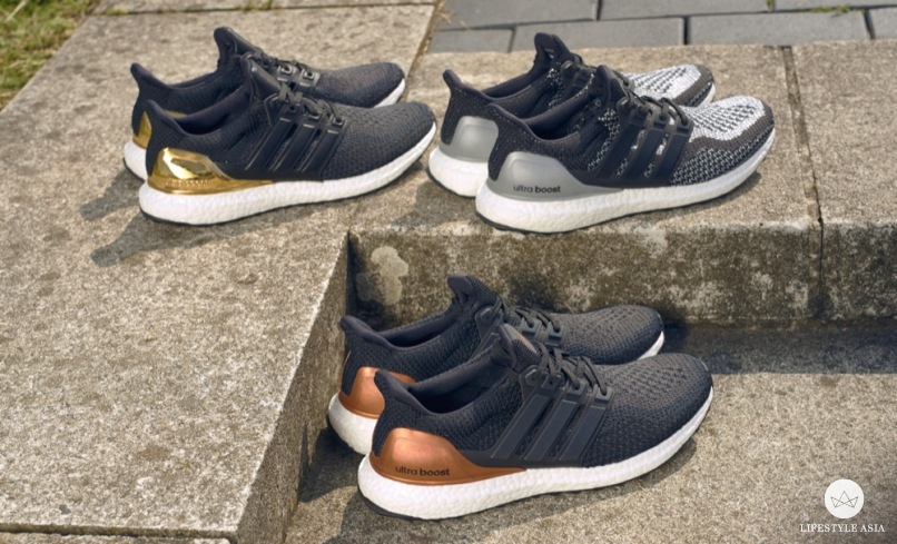 Amp up your workout look with these sophisticated metallic hues.