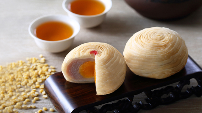 mooncake - Pak Loh Chiu Chow