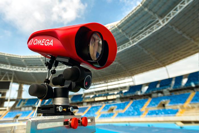 Omega - Camera Scan'O'Vision Myria